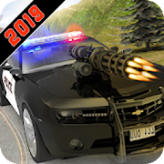 Police Shooting Car Chase MOD APK 2.3.4 (Unlimited Money)