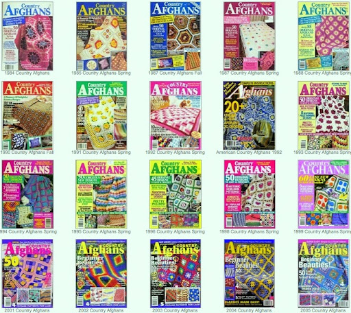 covers Country Afghans