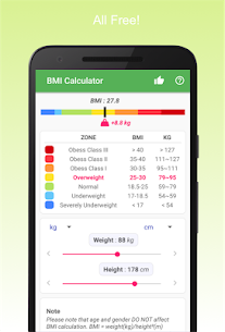 BMI Calculator 3