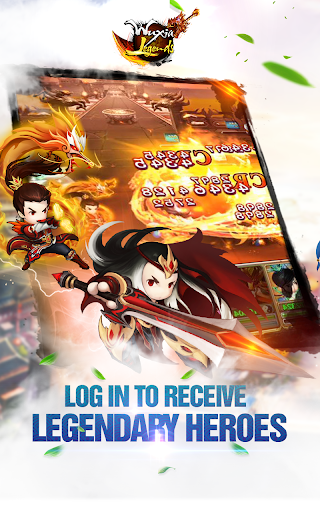 Wuxia Legends - Condor Heroes 1.5.9 screenshots 7