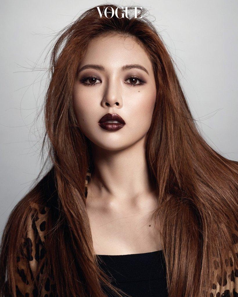 Hyuna Vogue 6