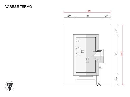 Varese Termo - Sytuacja