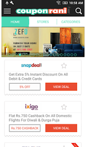 CouponRani Free Coupons & Deal screenshot 2