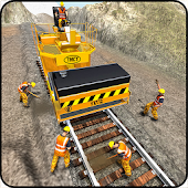 Indian Train Track Construction: Train Games 2017