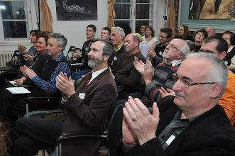 Photo: Potlesk publika.