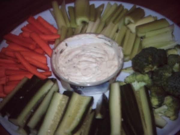 Sister Susan's Dill Dip Recipe