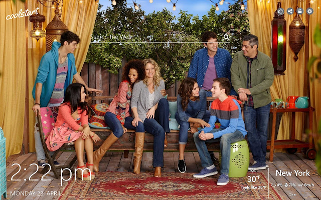 The Fosters HD Wallpapers TV Series Theme