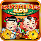 88 Fortunes - Free Slots Casino Game icon
