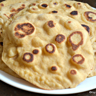 Easy Homemade Naan Bread (That YOU can make!).