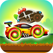 Sweet Candy Racing