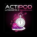 Podomètre Actipod icon