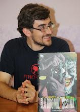 Photo: 20.09.2014.- HUESCÓMIC 2014 Oscar Senar