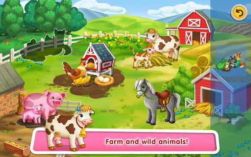 Preschool games for kids - Educational puzzles android2mod screenshots 14