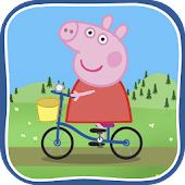 Free Peppa's Bicycle APK for Windows 8