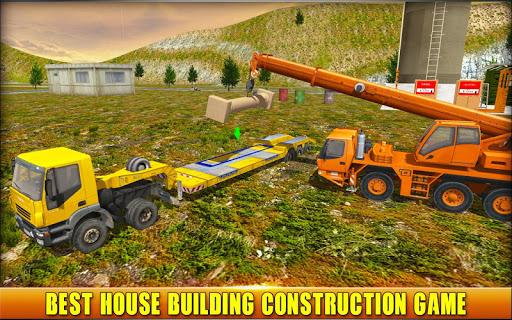 Construction City 2019: Building Simulator android2mod screenshots 15