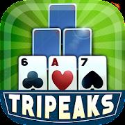 Tripeaks - Offline Free Solitaire Games