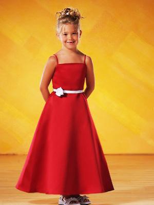 Flower Girl Dress Product