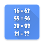 New Math Puzzles  for Geniuses 2019 APK icon