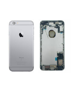 iPhone 6S Plus Back Housing with small parts Original Pulled Black