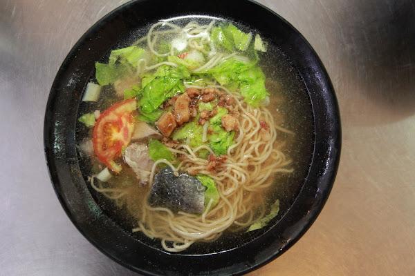潮州餛飩麵