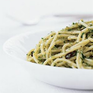 Pasta With Green Olives In It Recipes