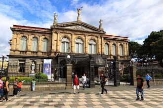 Photo: San José : l'opéra