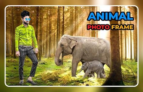 Animal Photo Frame – Animal Photo Editor 1.7 [MOD APK] Latest 2