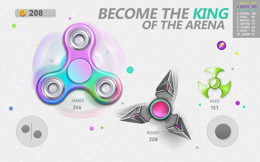 Fidget Spinner .io Game 170.1 screenshots 6