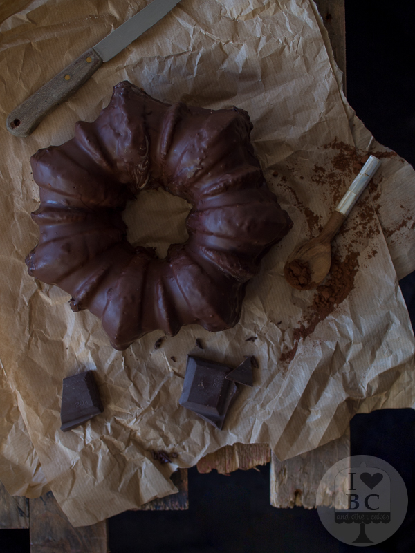 Gluten Free Chocolate Bundt Cake #Bundtbakers