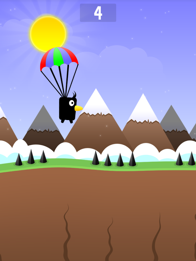 Parachute-Bird 25