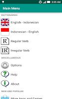 Screenshot of Kamus Lengkap Pro