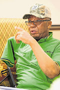 'I AM NOT A SELL-OUT': Kebby Maphatsoe