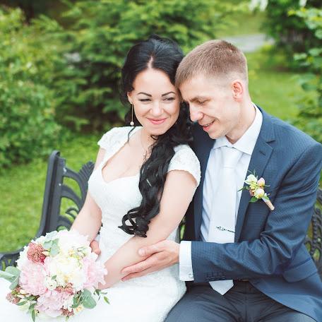 Wedding photographer Alena Lyalyushkina (Lialiushkina). Photo of 09.08.2016