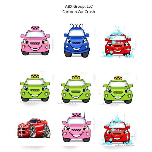 Cartoon Car Crush