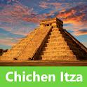 Chichen Itza - Audio Guide & Offline Maps icon