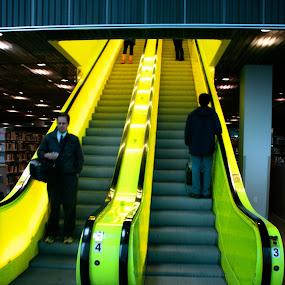 yellow by Ashley Vanley - Transportation Other