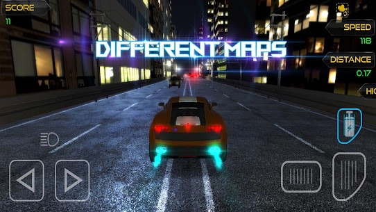 Descargar Traffic Racer HD para PC ✔️ (Windows 10/8/7 o Mac) 3