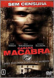 Filme Cabana Macabra DVDRip RMVB Dublado