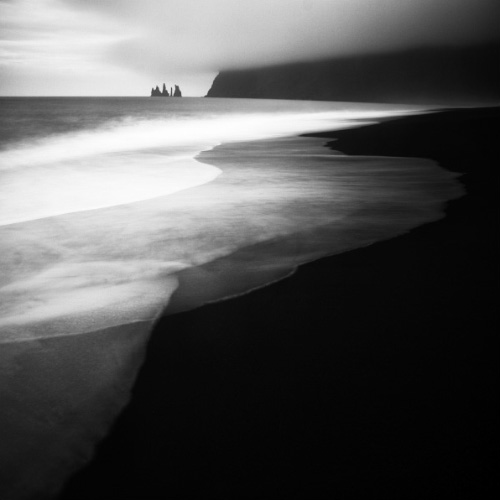 Black Shore II - Iceland, 2009