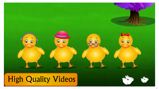Kids Top Nursery Rhymes Videos - Offline Learning FiveLittle_v4.7 16