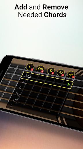 Acoustic Guitar Simulator App 2.2 screenshots 9
