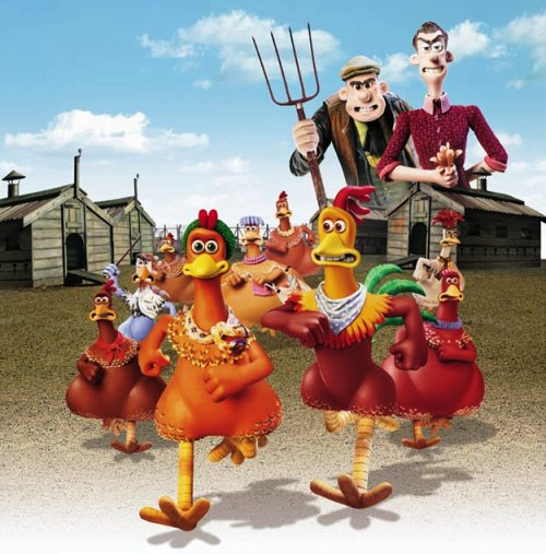 Chicken Run Cartoon Picture 3