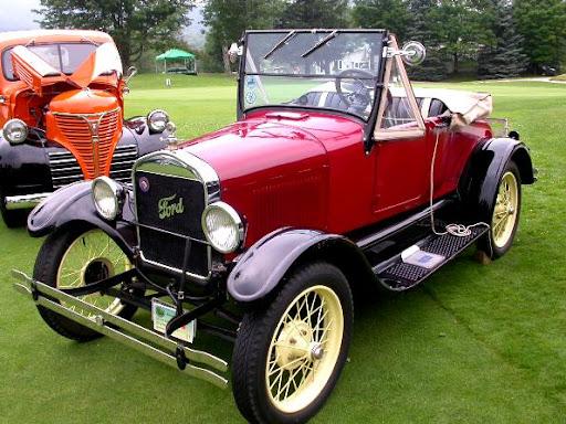 Ford Model T Gear 4