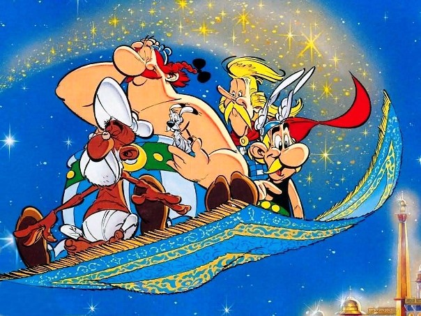 Asterix and Obelix Cartoon Picture 4