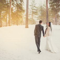 Wedding photographer Evgeniya Borisova (Jennechka). Photo of 15.02.2014