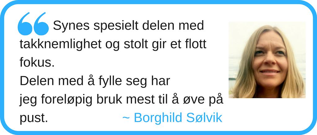 Femstjernen morgenrituale, Trine Åldstedt, NLP, Metaresource