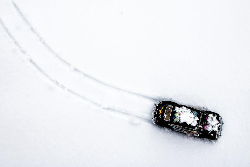 Viaggio nella neve di E l i s a E n n E