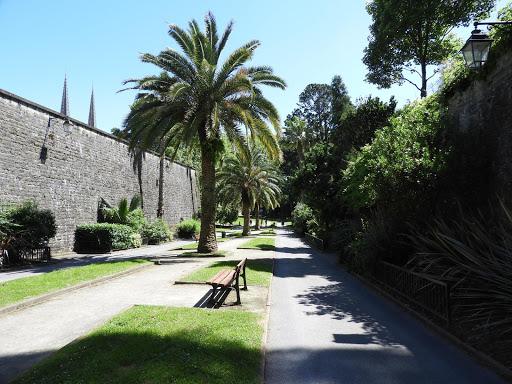 バイヨンヌ植物園