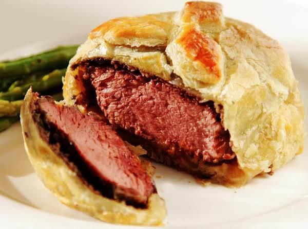 Beef Wellington Sliders
