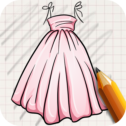 Draw Dresses for Girls